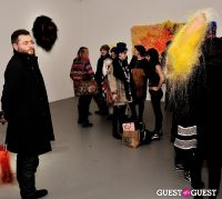 Vanity Disorder exhibition opening at Charles Bank Gallery #147