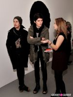 Vanity Disorder exhibition opening at Charles Bank Gallery #155