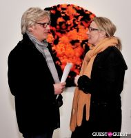 Vanity Disorder exhibition opening at Charles Bank Gallery #177