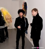 Vanity Disorder exhibition opening at Charles Bank Gallery #181