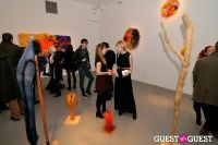 Vanity Disorder exhibition opening at Charles Bank Gallery #185