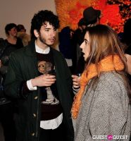 Vanity Disorder exhibition opening at Charles Bank Gallery #198