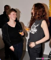 Vanity Disorder exhibition opening at Charles Bank Gallery #208