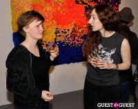 Vanity Disorder exhibition opening at Charles Bank Gallery #212