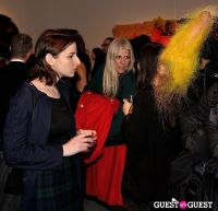 Vanity Disorder exhibition opening at Charles Bank Gallery #218
