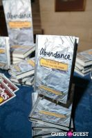 Abundance The Future is Better Than You Think Book Launch at Forbes Gallery #99