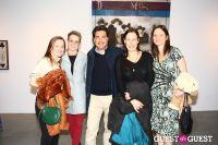 Marlborough Chelsea Presents Bernhardt, Frost, Kitaj, Rivers, Schumann, Williams Opening Night #37