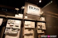 BOSS Home Bedding Launch event at Bloomingdale's 59th Street in New York #1