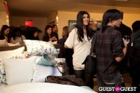 BOSS Home Bedding Launch event at Bloomingdale's 59th Street in New York #41