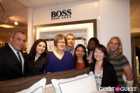 BOSS Home Bedding Launch event at Bloomingdale's 59th Street in New York #53