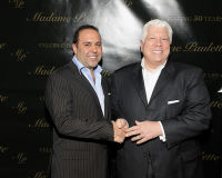 John Mahdessian, store owner with Dennis Basso