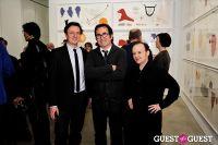 Jorinde Voigt opening reception at David Nolan Gallery #10