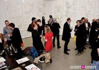 Jorinde Voigt opening reception at David Nolan Gallery #20