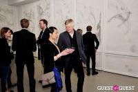 Jorinde Voigt opening reception at David Nolan Gallery #64
