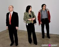 Jorinde Voigt opening reception at David Nolan Gallery #87