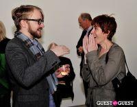 Jorinde Voigt opening reception at David Nolan Gallery #101