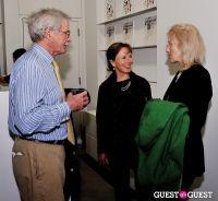 Jorinde Voigt opening reception at David Nolan Gallery #102