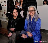Jorinde Voigt opening reception at David Nolan Gallery #103
