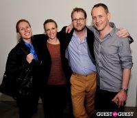 Jorinde Voigt opening reception at David Nolan Gallery #121
