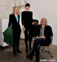 Jorinde Voigt opening reception at David Nolan Gallery #123