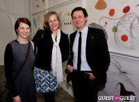 Jorinde Voigt opening reception at David Nolan Gallery #146