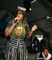 Santigold Performs At Fader Fort Sponsored By Converse For SXSW #8