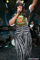Santigold Performs At Fader Fort Sponsored By Converse For SXSW #16