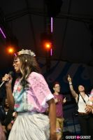 Santigold Performs At Fader Fort Sponsored By Converse For SXSW #35