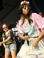 Santigold Performs At Fader Fort Sponsored By Converse For SXSW #41