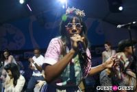 Santigold Performs At Fader Fort Sponsored By Converse For SXSW #55