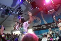 Santigold Performs At Fader Fort Sponsored By Converse For SXSW #66