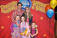Ringling Bros. and Barnum & Bailey Circus presents Fully Charged VIP Opening Night Party #9