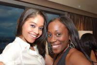 The Fashion Reporters Presents the Summer Love & Basketball Hospitality Suite in Celebration of the 2009 NBA Draft #4