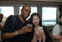 The Fashion Reporters Presents the Summer Love & Basketball Hospitality Suite in Celebration of the 2009 NBA Draft #33