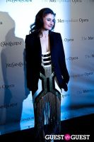 Yves Saint Laurent Sponsors The Metropolitan Premiere of Jules Massenet's Manon #11