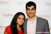 FoodToEat.com Launch Party & Toast to Action Against Hunger at STASH #11