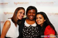 FoodToEat.com Launch Party & Toast to Action Against Hunger at STASH #123