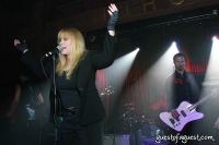 Bebe Buell and Liam McMullan in Concert #19