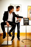 "The Rolling Stones' Ronnie Wood art exhibition ""Faces, Time and Places"" at Symbolic Gallery #55"