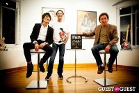 "The Rolling Stones' Ronnie Wood art exhibition ""Faces, Time and Places"" at Symbolic Gallery #58"