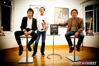 "The Rolling Stones' Ronnie Wood art exhibition ""Faces, Time and Places"" at Symbolic Gallery #59"