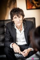 "The Rolling Stones' Ronnie Wood art exhibition ""Faces, Time and Places"" at Symbolic Gallery #106"