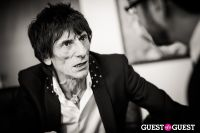 "The Rolling Stones' Ronnie Wood art exhibition ""Faces, Time and Places"" at Symbolic Gallery #108"