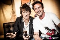 "The Rolling Stones' Ronnie Wood art exhibition ""Faces, Time and Places"" at Symbolic Gallery #116"
