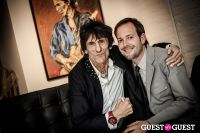 "The Rolling Stones' Ronnie Wood art exhibition ""Faces, Time and Places"" at Symbolic Gallery #129"