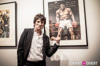 "The Rolling Stones' Ronnie Wood art exhibition ""Faces, Time and Places"" at Symbolic Gallery #131"