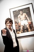 "The Rolling Stones' Ronnie Wood art exhibition ""Faces, Time and Places"" at Symbolic Gallery #132"