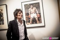 "The Rolling Stones' Ronnie Wood art exhibition ""Faces, Time and Places"" at Symbolic Gallery #133"