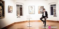 "The Rolling Stones' Ronnie Wood art exhibition ""Faces, Time and Places"" at Symbolic Gallery #135"