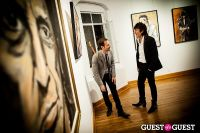 "The Rolling Stones' Ronnie Wood art exhibition ""Faces, Time and Places"" at Symbolic Gallery #148"